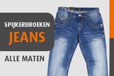 Jeans in Alle Maten