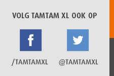 Volg ons ook op Facebook en Twitter